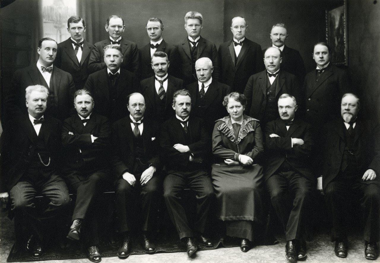 Íhaldsflokkurinn 1924